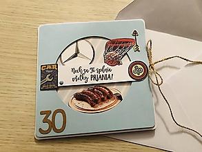 Papiernictvo - Pánska pohľadnica - 10970149_