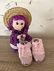 Topánočky - Tenisky pre bábätko - 10969172_