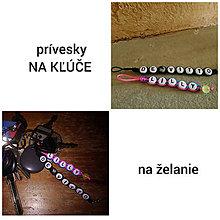 Kľúčenky - Prívesky na kľúče - 10969381_