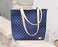 Veľké tašky - Agáta béžová 1 - 10968208_