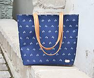 Veľké tašky - Agáta hnedá 1 - 10968228_