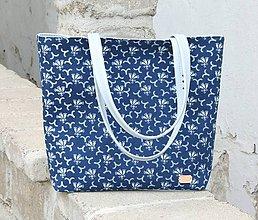 Veľké tašky - Agáta bledomodrá 1 - 10968220_