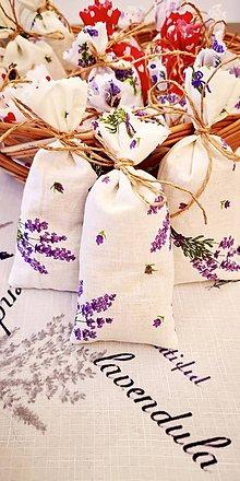 Dekorácie - sušená levanduľa od babičky ♥ (levanduľové II.) - 10968174_