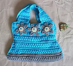 Veľké tašky - 3kvety - 10972539_