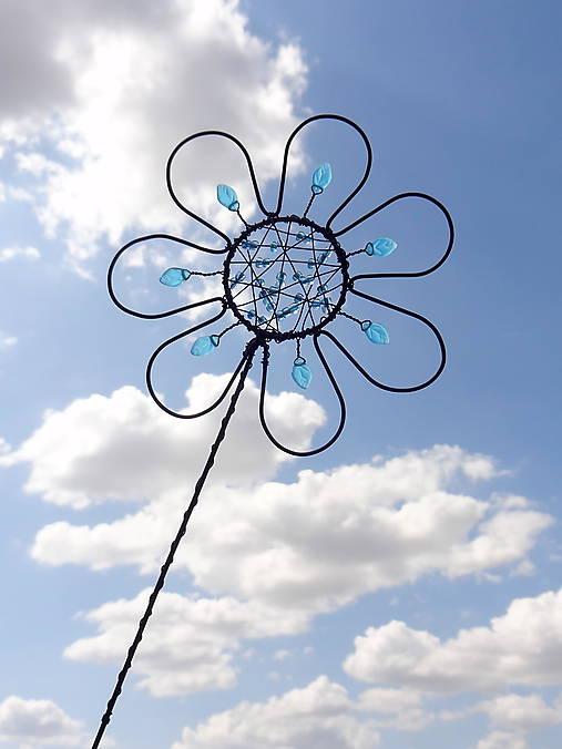 zápich...dúhový kvet