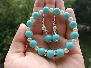 Sady šperkov - elegantný set - 10972043_