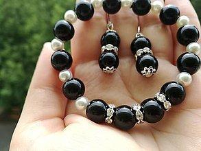 Sady šperkov - elegantný set - 10972056_