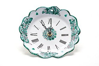 Dekorácie - Starodávne hodiny z našej dielne - 10972301_