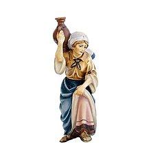 Socha - Figúrky do Betlehema - Nosička Vody - 10970668_