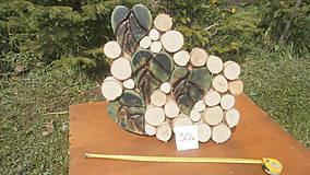 Socha - Drevené dekorácie I - 10971182_