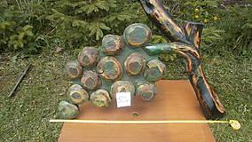 Socha - Drevené dekorácie II - 10971189_