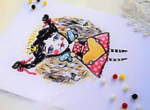 Kresby - -Kresba/víla Bodka- - 10972911_