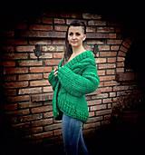 Svetre/Pulóvre - Oversize chunky cardigan - 10970835_