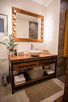 Nábytok - Stolík pod umývadlo Chennai - 10970996_