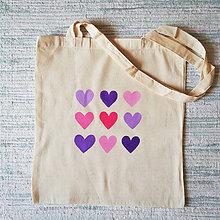 Nákupné tašky - Plátená EKO taška 04 - 10972421_