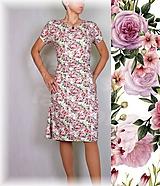 Šaty - Šaty růže vz.472 - 10975956_
