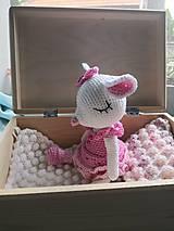 Drobnosti - myška Maša v krabičke - 10976191_