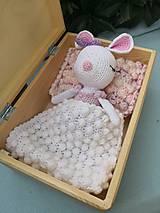 Drobnosti - myška Maša v krabičke - 10976194_