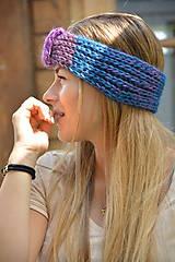 Ozdoby do vlasov - barevný melír - 10973760_