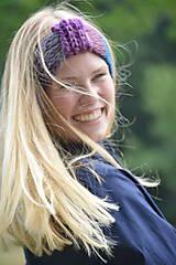 Ozdoby do vlasov - barevný melír - 10973784_