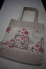 Nákupné tašky - NÁKUPKA ... - 10976671_