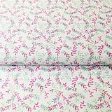 ružovo-tyrkysové venčeky, 100 % bavlna Nemecko