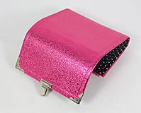 Peňaženky - Purse Middle no.1054 - 10975272_