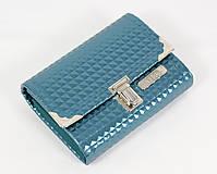 Peňaženky - Purse Middle no.1057 - 10975286_