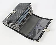 Peňaženky - Purse Middle no.1056 - 10975287_