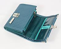 Peňaženky - Purse Middle no.1057 - 10975288_