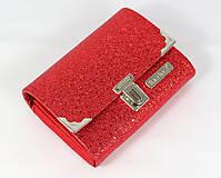 Peňaženky - Purse Middle no.1067 - 10975311_