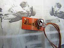 Náhrdelníky - Kľúč - 10973669_