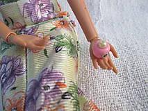 Hračky - Mini krém na tvár pre barbie - 10976405_