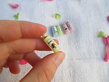 Hračky - Mini balíček prírodnej kozmetiky pre Barbie - 10976420_