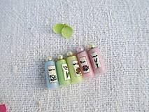 Hračky - Mini balíček prírodnej kozmetiky pre Barbie - 10976426_