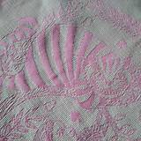 Textil - Sensimo Alice in Wonderland Pink Topaz - 10974584_