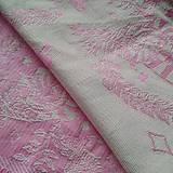 Textil - Sensimo Alice in Wonderland Pink Topaz - 10974586_