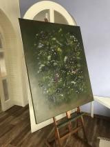 Obrazy - Divoké kvety - 10975700_