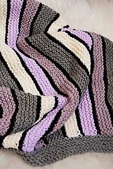 Textil - .detská deka (100% merino) - 10975670_