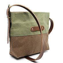 Veľké tašky - NOVINKA DÍLNY dámská taška FAKTOR 4 - 10976518_