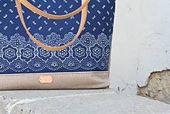Veľké tašky - Agáta hnedá natur 1 - 10975544_