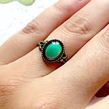 Prstene - Mood Color Changing Bronze Ring / Prsteň meniaci fabru podľa nálady - 10978848_