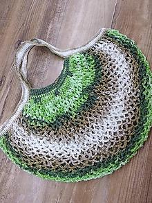 Nákupné tašky - Sieťová taška - 10979411_