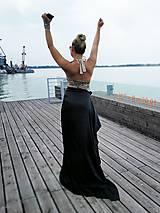 Šaty - Set: sukňa+top - 10977263_
