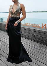 Šaty - Set: sukňa+top - 10977264_