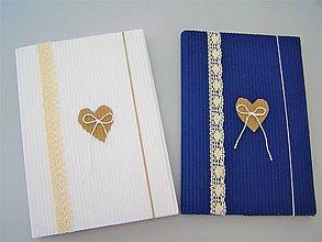Papiernictvo - Obálky na Foto 13 x 18 cm (Modrá) - 10979940_