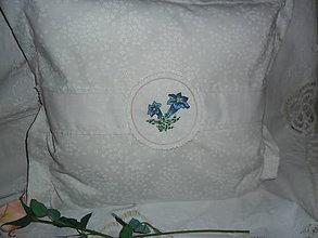 Úžitkový textil - Vankúš- návlečka. - 10977567_