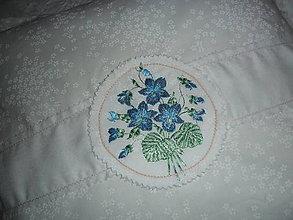 Úžitkový textil - Vankúšik- návlečka. - 10977576_