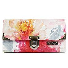 Peňaženky - Purse Big no.830 - 10977879_
