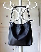 Veľké tašky - Casual leather bag No.5 - 10979312_